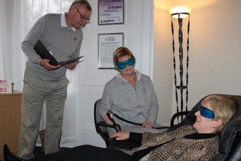 Anne Penman Laser Therapy Academy Home Business