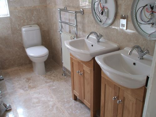 picture tiles bathroom local int plumbers bathroom fitter in tadley uk 13965