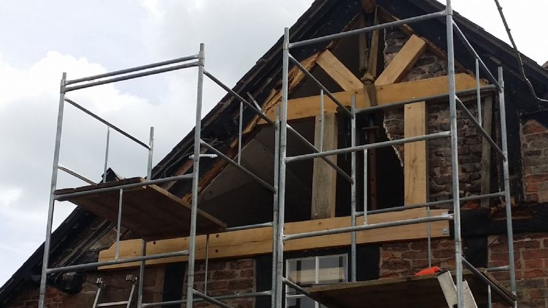 John Partridge Oak Timber Frame Specialist - Property Renovation ...