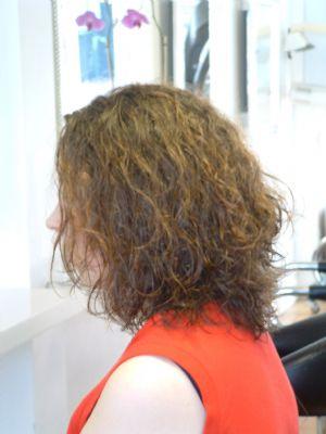 Bio Ionic Permanent Straightening Hairdresser In