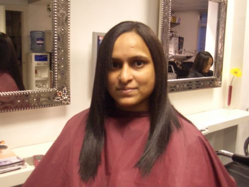 Bio Ionic Permanent Straightening Hairdresser In