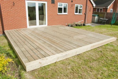 The Decking Company Falmouth Decking Installer Freeindex