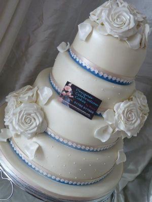Cupcake Wedding Cakes Swansea