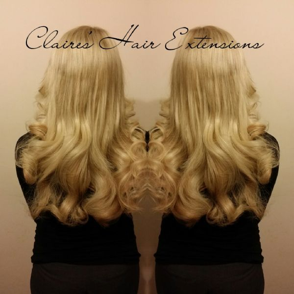 Claires Hair Extensions Spray Tanning Hair Extension Specialist