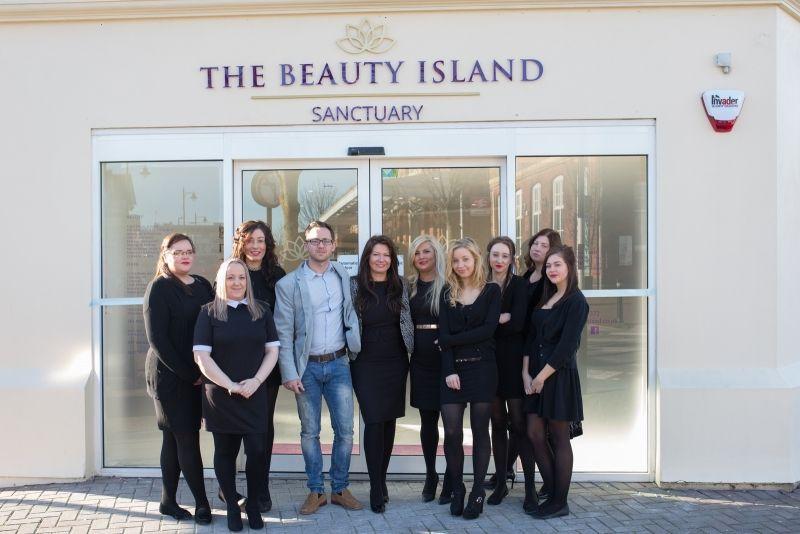 Grand Island Beauty Salons