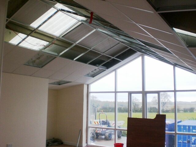 All Ceilings Ltd Leicester Suspended Ceilings Supplier
