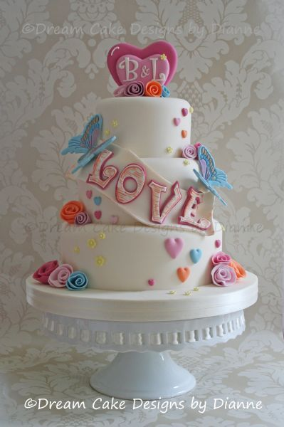 Birthday Cake Images For Diane : Dream Cake Designs by Dianne - Birthday Cake Maker in ...