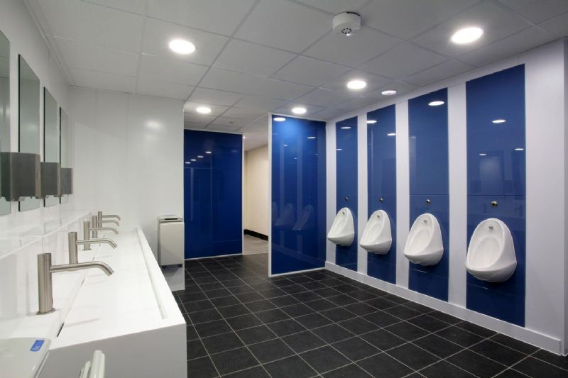 Lan Services Ltd Toilet Cubicle Repair Company In Poole Uk