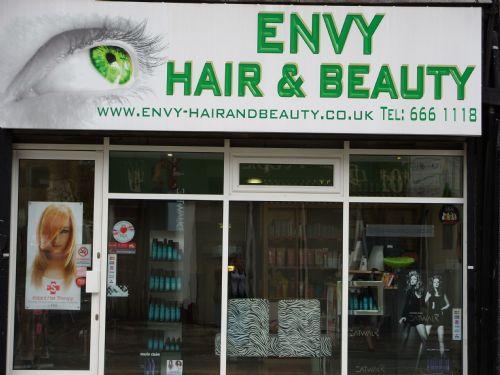 Косметика envy для волос