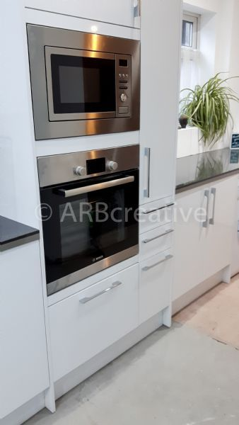 Arb creative joiner in kingswood hull uk Howdens kitchen design reviews