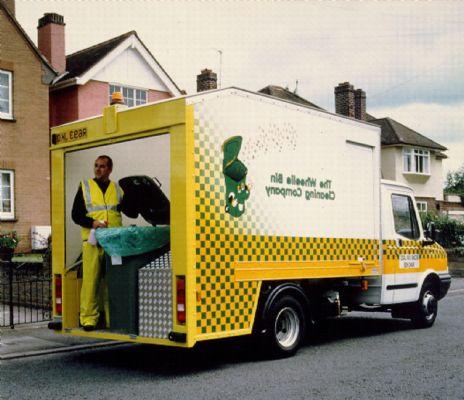 Wheelie Bin Cleaning >> Wheelie Bin Cleaning Service (Cardiff), Cardiff   Wheelie Bin Cleaning Company - FreeIndex