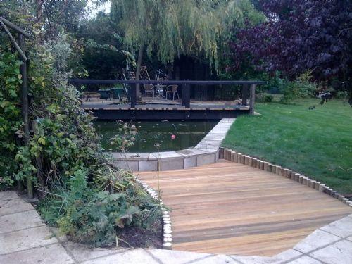 Robinsons Quality Landscapes, Grimsby | Landscape Gardener ...