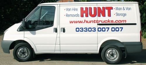 Hunt Trucks London 4 Reviews Removal Company Freeindex