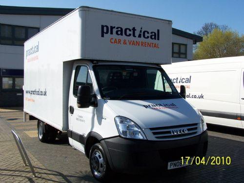 Practical Car And Van Rental Van Hire Company In South
