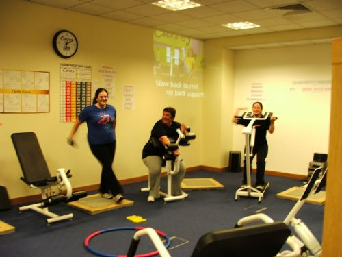Curves - Gym in Tunbridge Wells (UK) - TN1 2BZ - Reviews ...