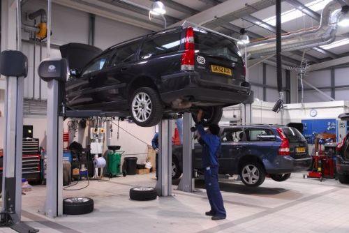 Volvo Cars London - Car Sales Company in Euston, London (UK)
