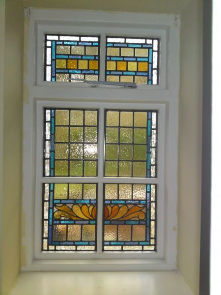 Phil wilson stained glass stained glass window company for Window companies