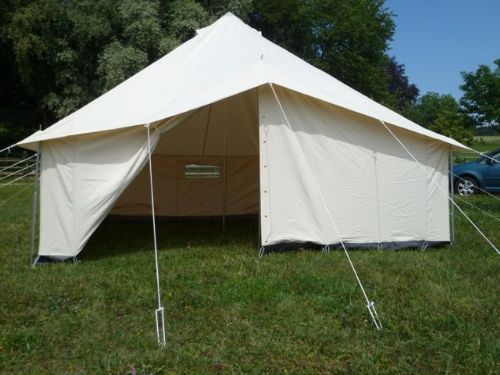 The Cotton Tent Company logo & The Cotton Tent Company - Camping Shop in Okeford Fitzpaine ...