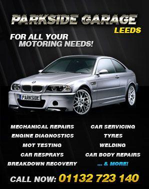 Car Garage Reviews Leeds