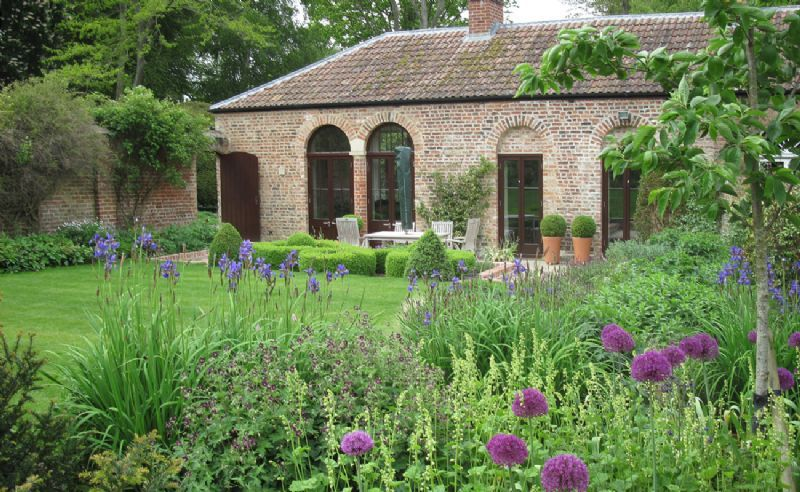 Amanda Patton Landscape Garden Design Garden Designer in