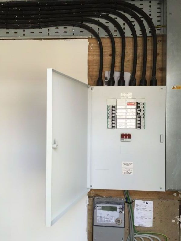 Mje Electrical Swansea 82 Reviews Electrician Freeindex