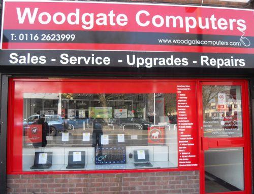 Woodgate Computers Shop & Onsite Repairs - Laptop Repair Company ...
