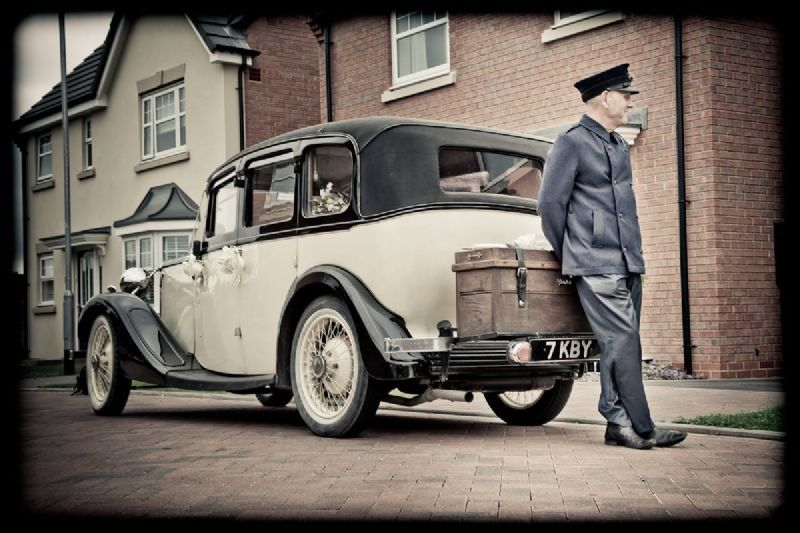 Cloud Nine Classic Weddings Wedding Car Hire Company In Watnall