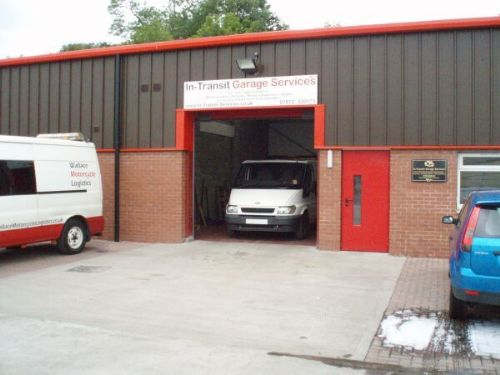 Garage Vehicle Services : In transit garage services car repair strathaven uk