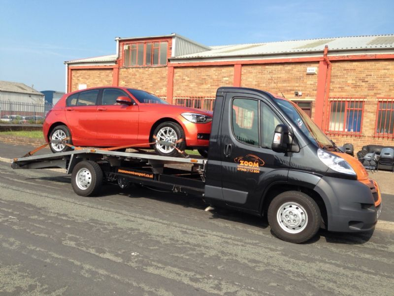 Zoom Car Collection and Delivery - Vehicle Transporter in Chester (UK)
