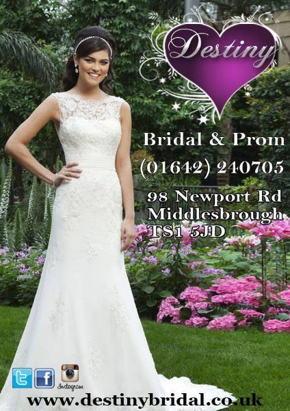 The shop has gone from strength to strength and has built a huge customer portfolio with many happy brides. With our personal, friendly customer service, a secure storage facility to keep your gowns until your special day and a highly experienced in-house seamstress available, we take pride in offering the full bridal experience.