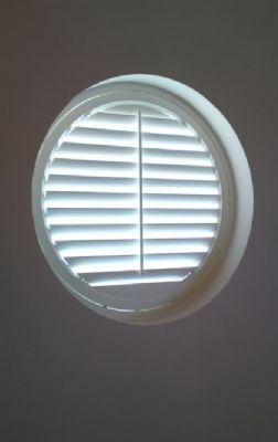 White Window Shutters