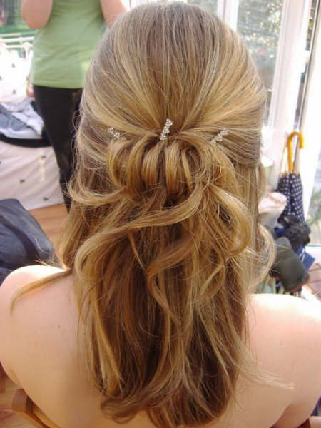 Image Result For Easy Formal Hairstyles For Medium Hair Down