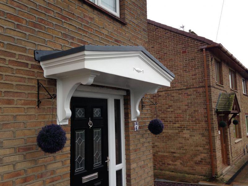 Grp. Door Canopies ... & Door Canopy Co Leeds - Door Manufacturer in Scholes Leeds (UK)