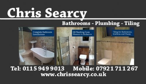 chris searcy bathrooms plumbing tiling nottingham 26404