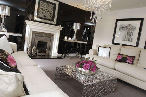 Graeme fuller design ltd interior designer in gateshead uk for Show home interior design jobs
