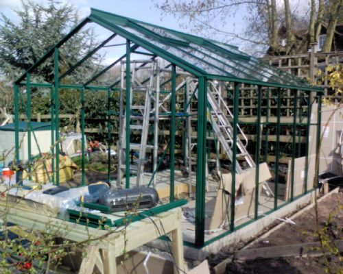 All Greenhouse Repairs And Supply Conservatory