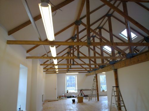 lighting installation tropical breeze limited