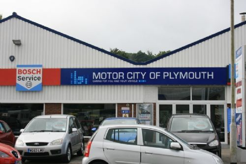 Motor city plymouth used cars dealership in plymouth uk for Motor city car dealership