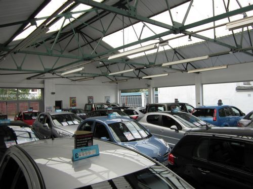 Motor city plymouth used cars dealership in plymouth uk for Motor city auto sales