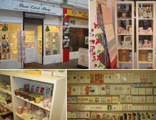 That card shop greeting card shop in eltham london uk that card shop m4hsunfo