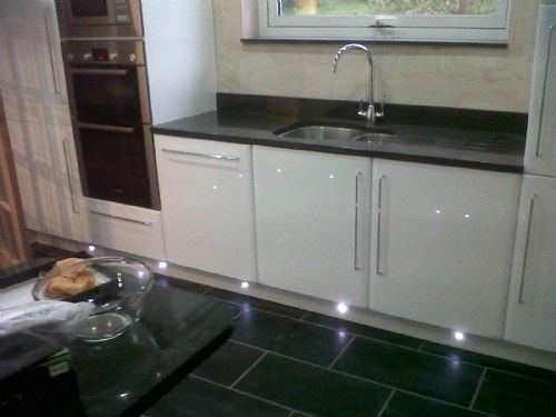 kitchen kick plate lighting eicr edinburgh electrical contractor in edinburgh uk 5287