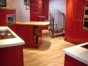 Steve Cross Kitchen Worktop Installations Kitchen Fitter In Newton Ab