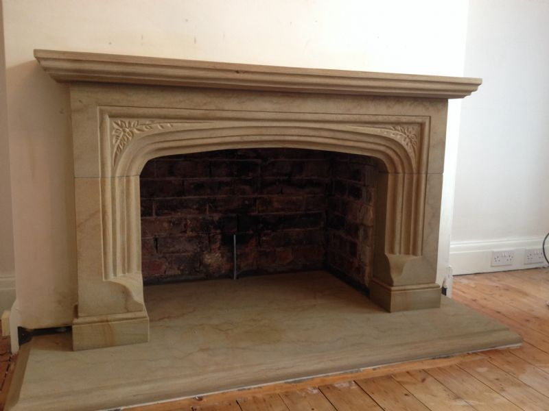 Tomlinson stonecraft stonemason in carnforth uk for Stonecraft fireplaces