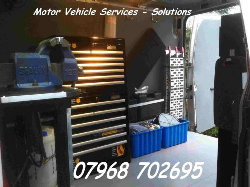 Mobile Motorcycle Mechanic Bournemouth