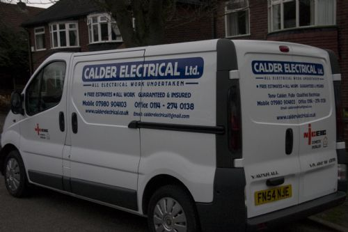 Calder Electrical Ltd Electrical Contractor In Greenhill