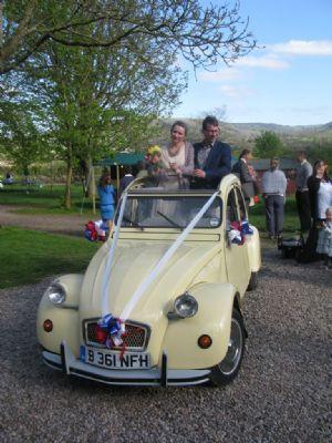 Wedding Car Hire Hereford