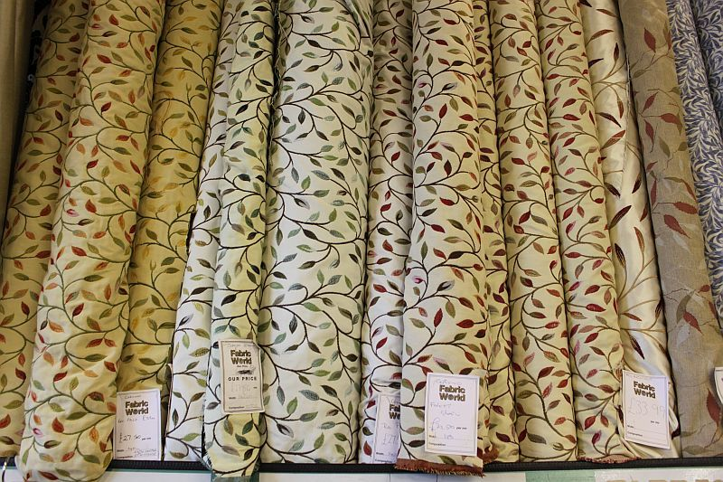 Fabric World Epsom 1 Review Curtains And Blinds Shop
