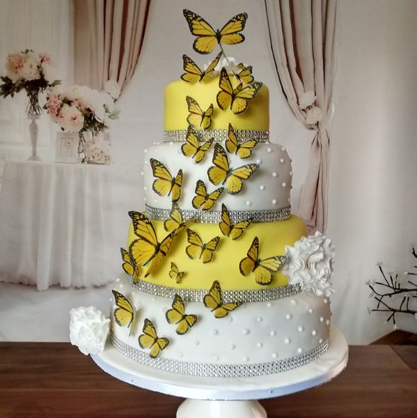 Sweet Sensations Cakes, Leeds | 9 reviews | Wedding Cake Maker ...