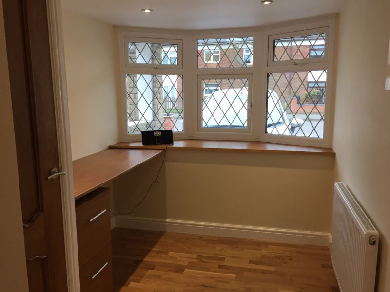 Fenestra building services double glazing company in for Double glazing firms