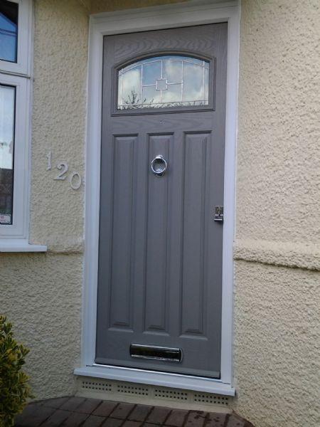 Extraordinary Composite Front Door London Images - Exterior ideas 3D ...